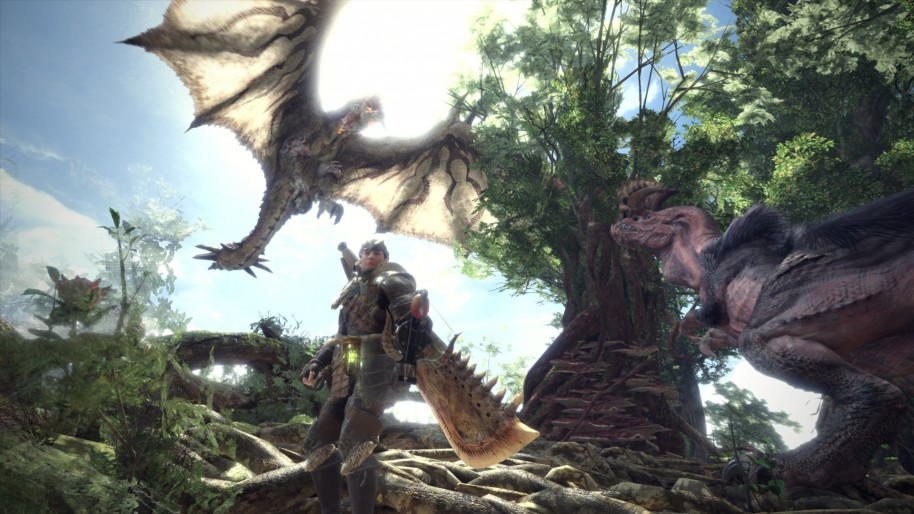 Monster Hunter World: Monster Hunter World: La cacería más grande del mundo