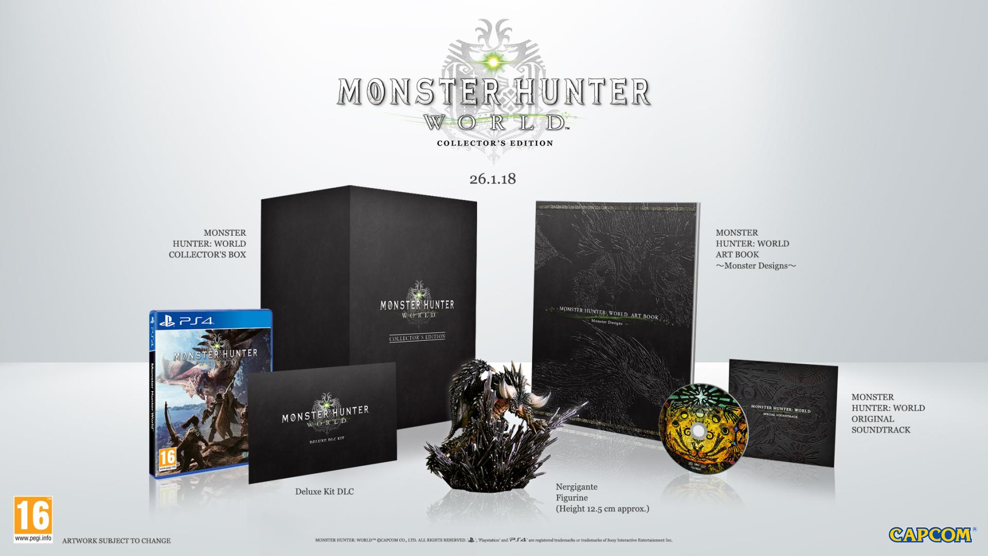 Ya sabemos cuándo se pondrá a la venta Monster Hunter World