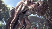 Capcom confirma al dragón anciano Kirin para Monster Hunter World