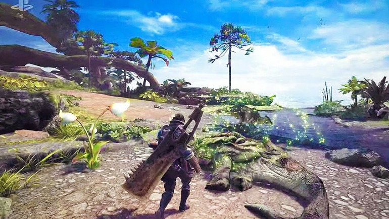 Monster Hunter: World para PC  9 de agosto Monster_hunter_world-4602967
