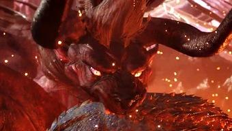 Behemoth, de FFXIV, llega a Monster Hunter World