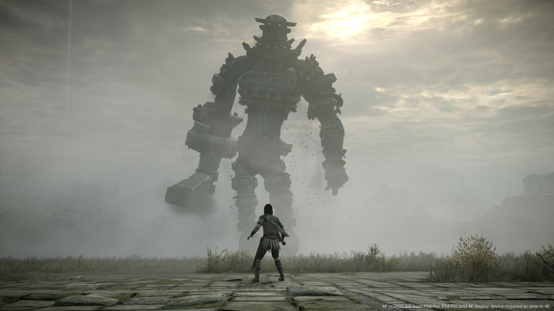 Shadow Of The Colossus Incluirá La Opción De Los 60fps En