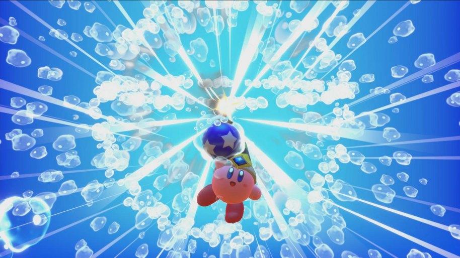 Kirby Star Allies análisis