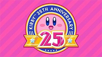 Video Kirby: Star Allies, Vídeo Conmemorativo 25º Aniversario
