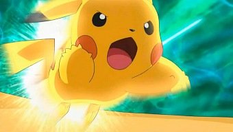 Pikachu se inspira en una ardilla
