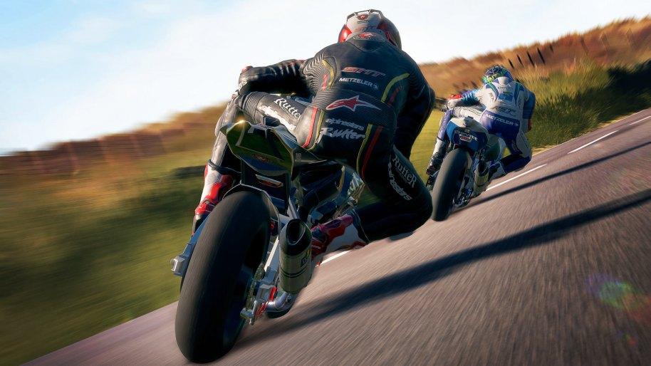 TT Isle of Man - Ride on the Edge PS4