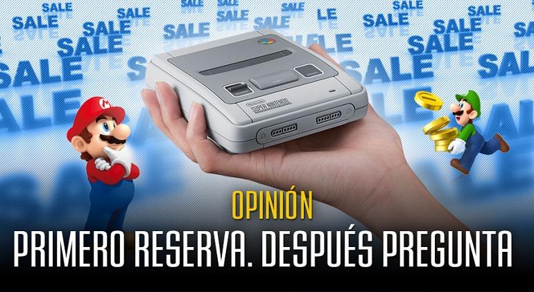 Imagen de Nintendo Classic Mini: SNES
