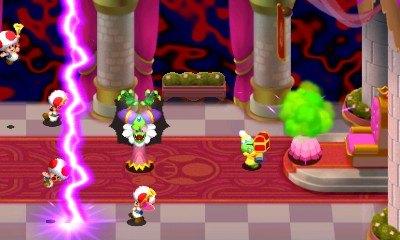 Mario & Luigi Superstar Saga análisis