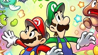Top Japón: Mario & Luigi de 3DS estrena liderato seguido de Splatoon 2