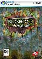 Carátula de BioShock - PC