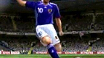 Video Pro Evolution Soccer 6, Trailer japonés