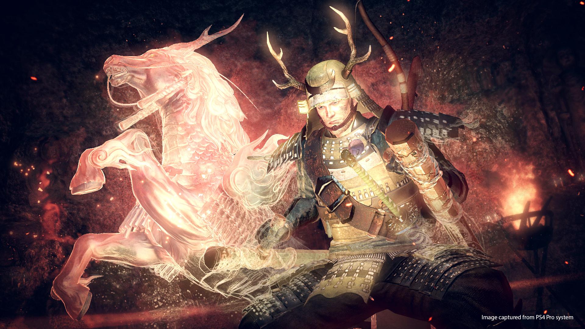 Batalla en Osaka: Honor Sublevado expandirá Ni-Oh el 25 de julio