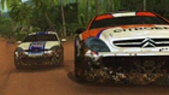 """Sega Rally: Escenario """"Tropical"""""""