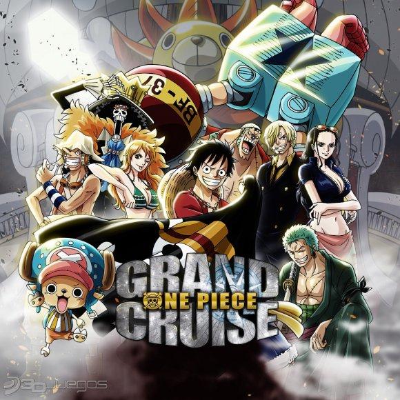 One piece grand cruise para ps4 3djuegos for One piece juego