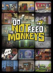 Carátula de Do Not Feed the Monkeys - Mac
