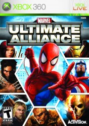 Carátula de Marvel: Ultimate Alliance - Xbox 360