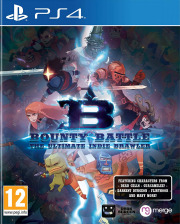 Carátula de Bounty Battle - PS4