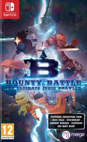 Carátula de Bounty Battle - Nintendo Switch