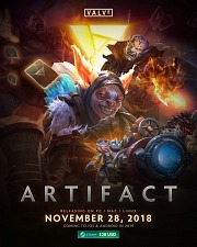 Carátula de Artifact - PC