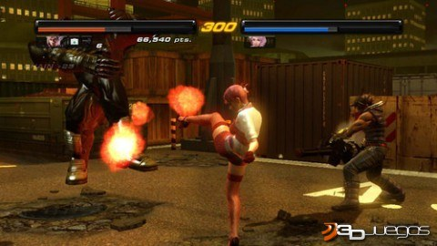 Tekken 6 - Impresiones TGS 09