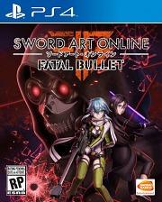 Carátula de Sword Art Online: Fatal Bullet - PS4