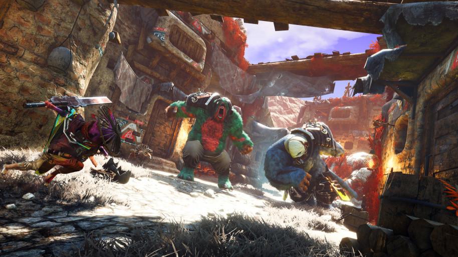 Biomutant: Te contamos por qué Biomutant lo tiene todo para convertirse en un gran juego de acción RPG