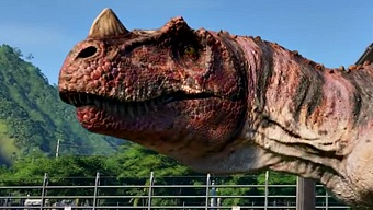 Primer diario de desarrollo de Jurassic World Evolution