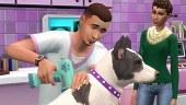 Los Sims 4 - Perros y Gatos: Veterinaria