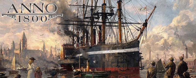 ¡Rumbo al Nuevo Mundo! Análisis de Anno 1800