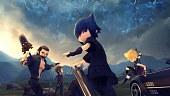 Video Final Fantasy XV Pocket Edition - Final Fantasy XV Pocket Edition: Tráiler de Anuncio