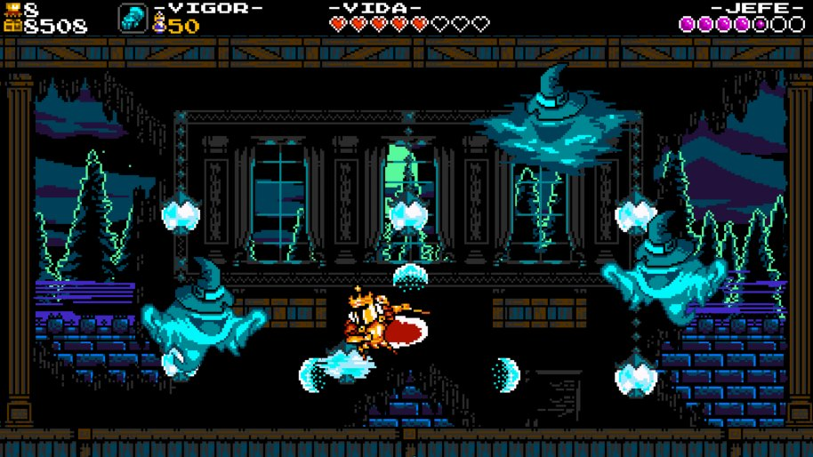 Shovel Knight King of Cards PC