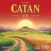 Carátula de Catan VR - PC