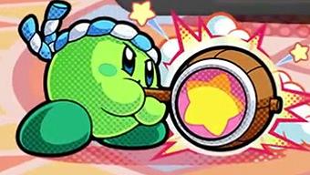 Kirby Battle Royale: Tráiler de la Demo
