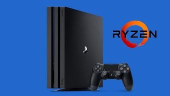 PlayStation 5 sería la primera consola en llevar CPU Ryzen