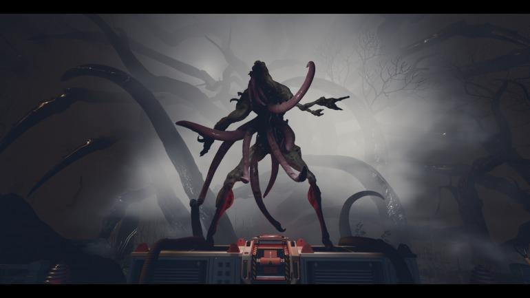 Moons of Madness tiene previsto estrenarse en Xbox One y PS4 el próximo mes de marzo.