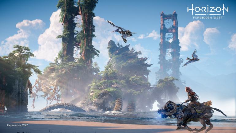 La secuela de Horizon: Zero Dawn es uno de los juegos más esperados de PS5.