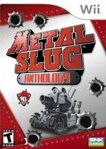 Carátula de Metal Slug Anthology - Wii