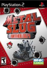 Carátula de Metal Slug Anthology - PS2