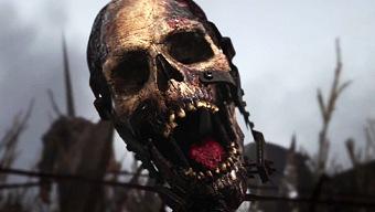 Video Call of Duty: WWII - La Resistencia, Nazi Zombies: La Orilla Más Oscura