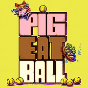 Carátula de Pig Eat Ball - Xbox One