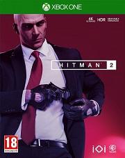 Carátula de Hitman 2 - Xbox One