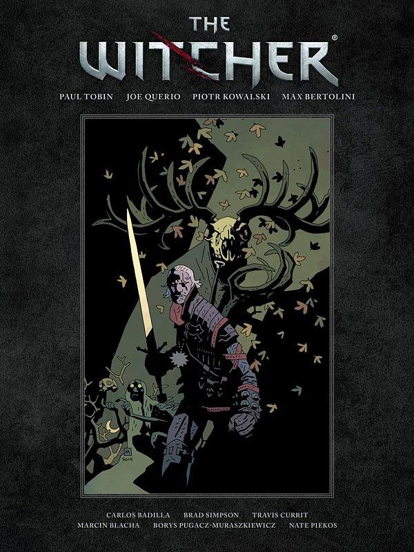 Publicarán tomo recopilatorio de cómics de The Witcher