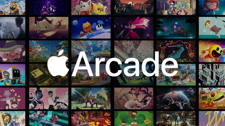 Resultado de imagen para Apple Arcade recibe cinco nuevos juegos