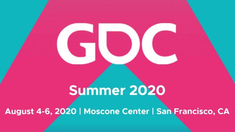 La GDC 2020 ha sido replanteada y recibe nuevas fechas para el mes de agosto