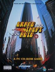 Carátula de Grand Theft Auto - PC