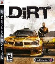 Carátula de Colin McRae: DiRT - PS3