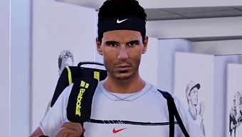Video AO Tennis, AO Tennis: Tráiler de Anuncio
