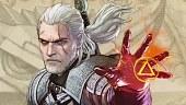 Showcase de Soul Calibur VI dedicado a Geralt de Rivia