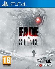 Carátula de Fade to Silence - PS4