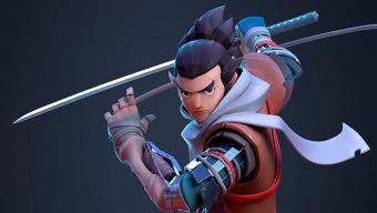 Así sería el protagonista de Sekiro si fuera un personaje de Fortnite